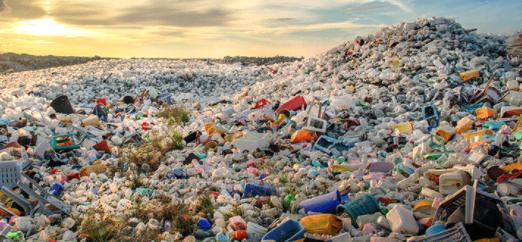 Inquinamento Futuro Plastica