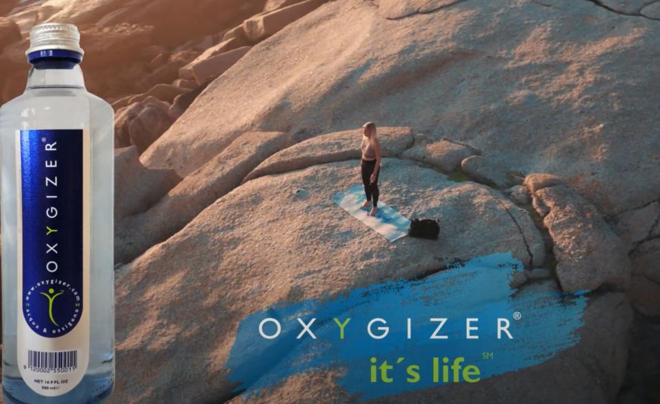 Oxygizer Acqua Ossigeno da Bere Vendita Online